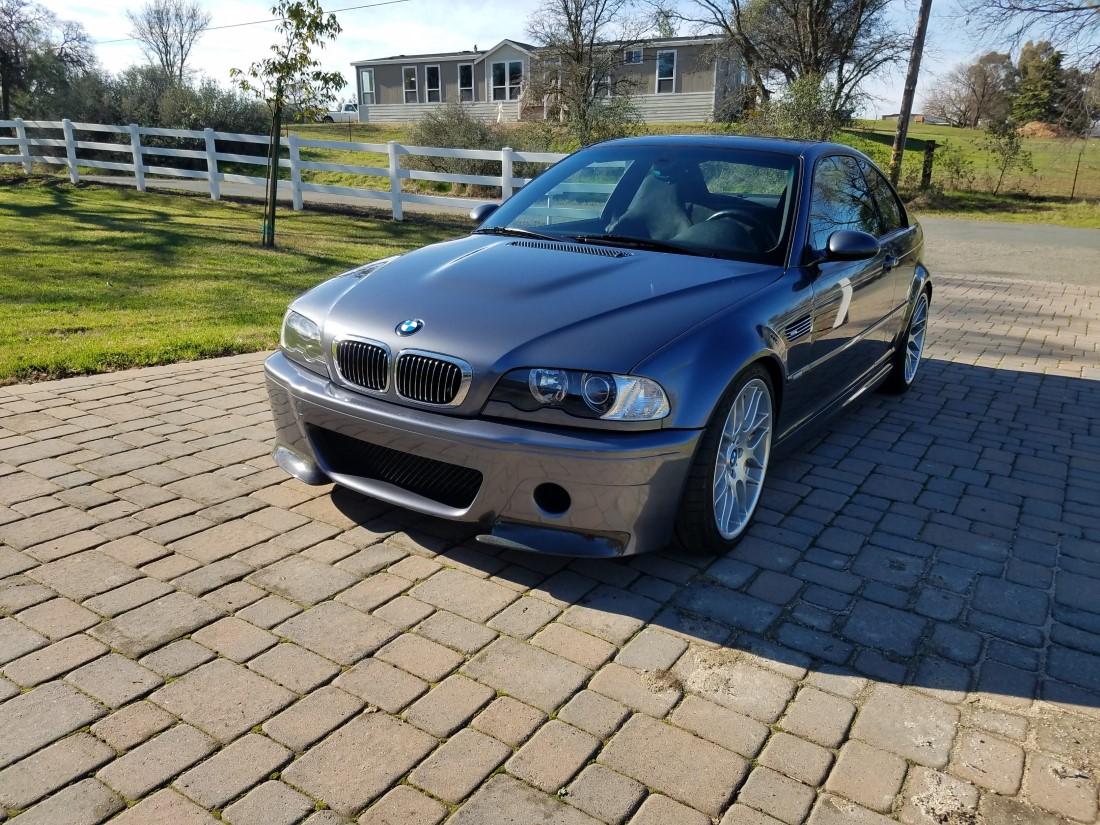 FS: Us e46 m3 csl - BMW M3 Forum com (E30 M3 | E36 M3 | E46